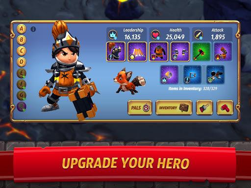 Royal Revolt 2: Tower Defense 4.3.0 screenshots 11