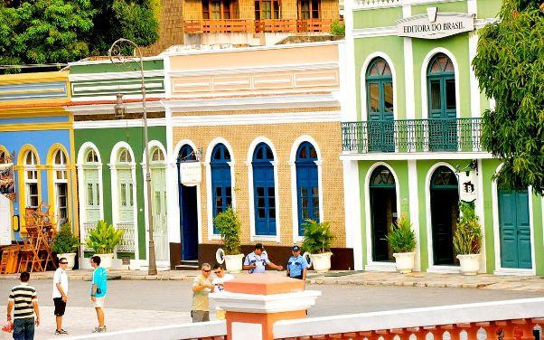 Centro Histórico de Manaus