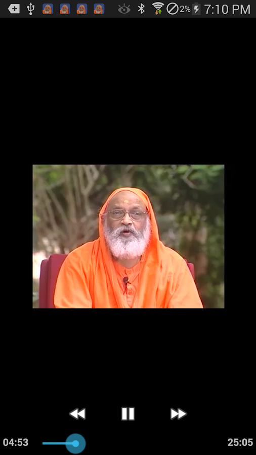 Teachings of Swami Dayananda- screenshot