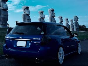 レガシィツーリングワゴン BP5 H18年 GT ワールドリミテッド2005のカスタム事例画像 104さんの2020年07月19日21:03の投稿
