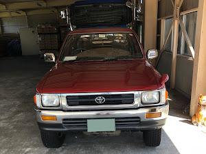 ハイラックス 4WD ピックアップのカスタム事例画像 遊者masterさんの2020年08月29日11:03の投稿