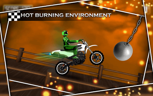 Wheelie Moto Challenge 1.0.2 screenshots 4
