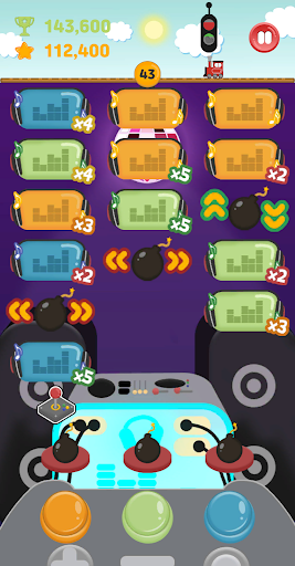 CrushPang: Block smashing game 1.8 screenshots 3