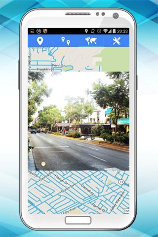 玩通訊App|生きている地図衛星ビュー免費|APP試玩