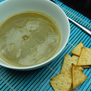 Cream Of Artichoke- A Childhood Favorite