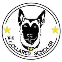 The Collared Scholar Logo