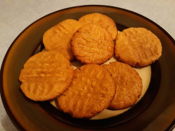 The Best Peanut Butter Cookie