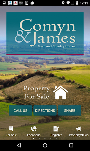 Comyn James Estate Agents
