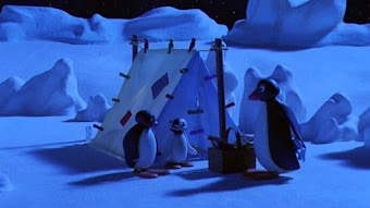 Pingu And Pinga Go Camping