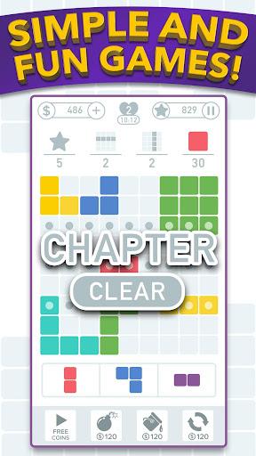 Best Blocks - Free Block Puzzle Games screenshots 2