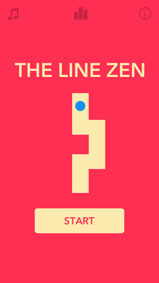 The Line Zen- screenshot