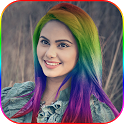 Hair Color Changer Photo Booth icon