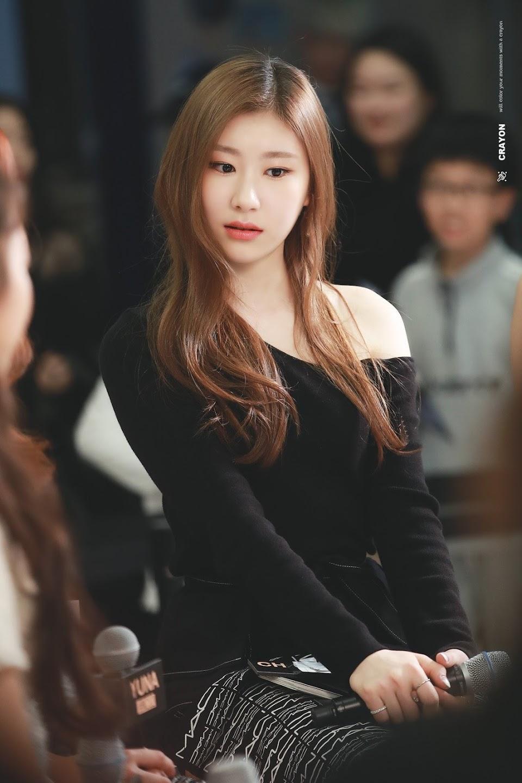 itzy chaeryeong mac