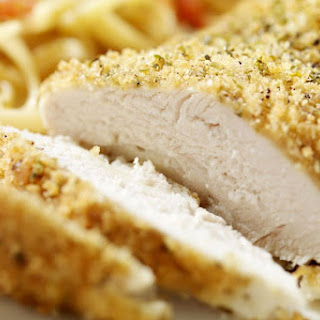 Chicken with Crispy Panko Coating Recipe