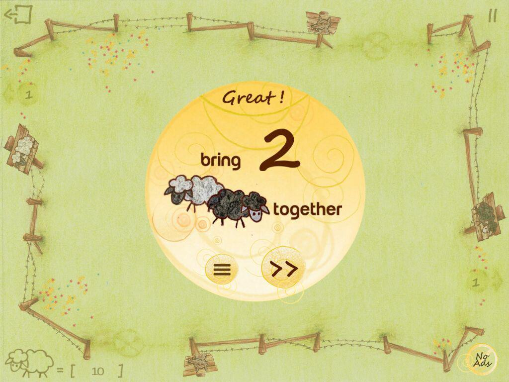 Yan Tan Count Sheep- screenshot