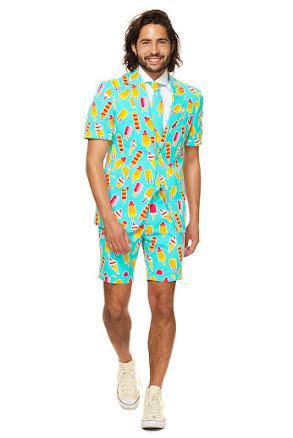 Opposuit, Iceman med shorts