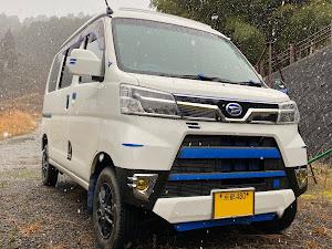 ハイゼットカーゴ  クルーズ ビジネスパック 5MT 4WDのカスタム事例画像 とねっとさんの2020年01月31日20:14の投稿