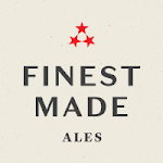 Logo of Finest Made Ales Pilsner
