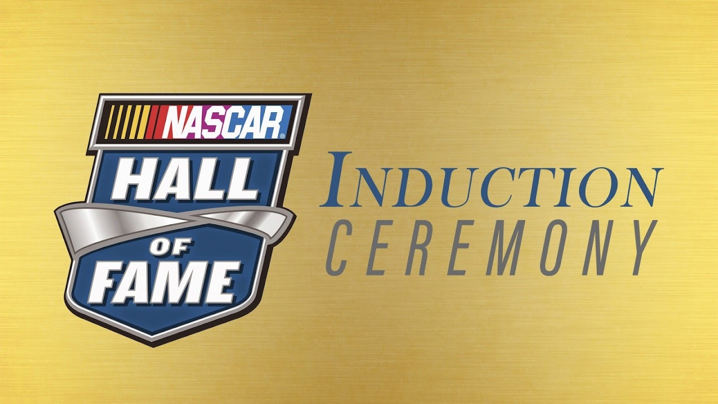 Watch NASCAR Hall of Fame Induction Ceremony live