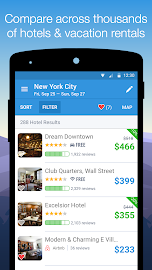 Hipmunk Hotels & Flights Screenshot 2