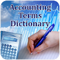 Accounting Terms Dictionary icon