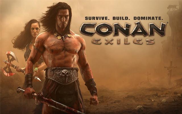 Conan Exiles Themes & New Tab