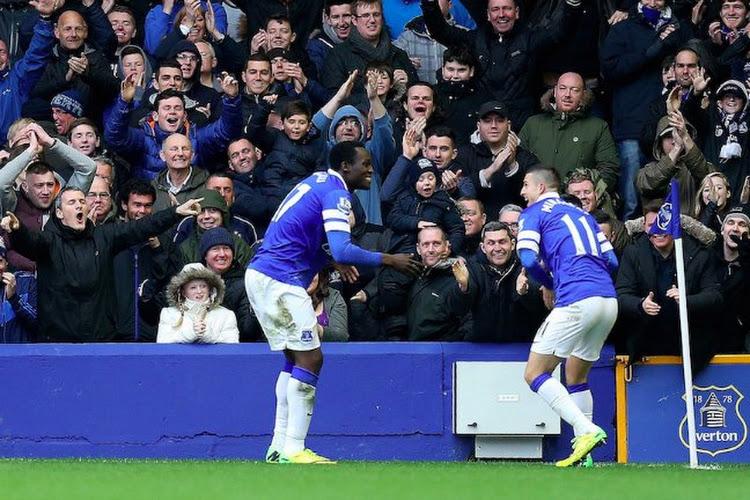 Lukaku fit pour le match contre West Bromwich