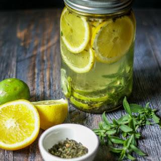 Perpetual Citrus Green Tea Recipe