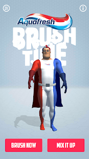 Aquafresh Brush Time- screenshot thumbnail