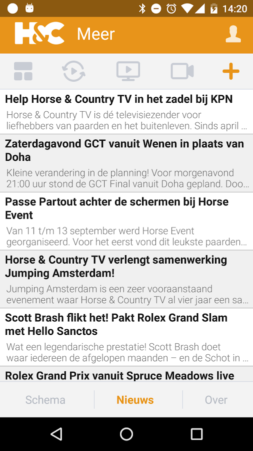 Horse & Country Play NL- screenshot