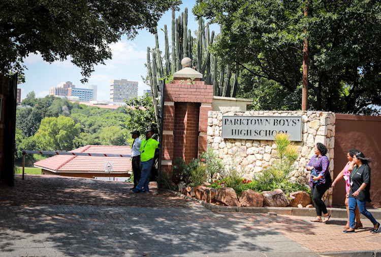 Gauteng MEC Panyaza Lesufi seemed to indicate in an interview on Thursday that he feels Parktown Boys' High in Johannesburg is not being rigorous enough in choosing venues for school trips.