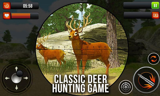 Ultimate Deer Hunting 2018: Sniper 3D Games screenshots 1
