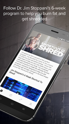Jim Stoppani Shortcut to Shred screenshot 1