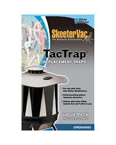 Myggfällepapper TacTrap, 2 pack