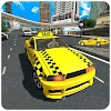 crazy City Taxi Drive Sim 3D (Unreleased)