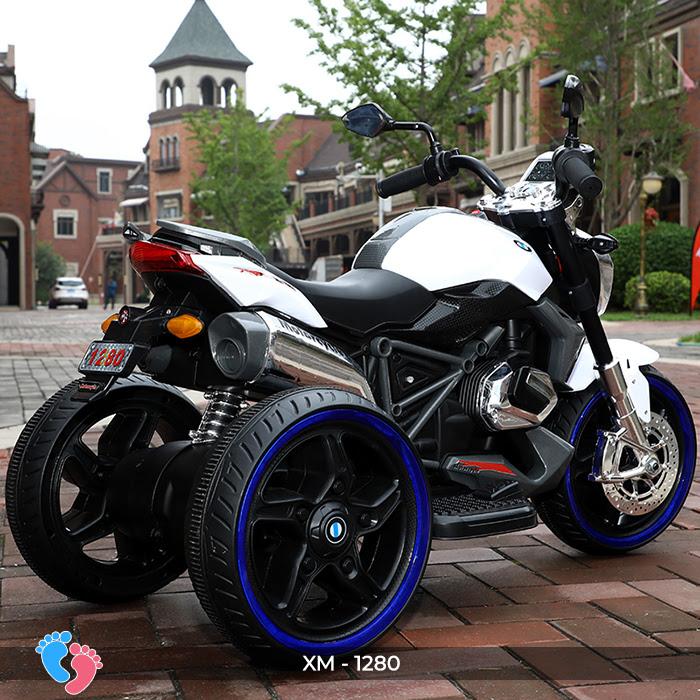 Xe moto điện cho bé XM-1280 9