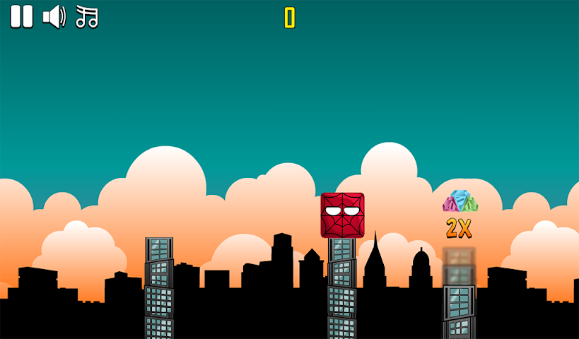 android Super Jumping Heroes Screenshot 2