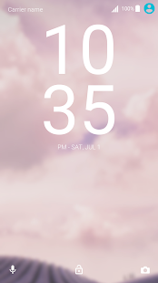 S8 ROSE THEME XPERIA - náhled
