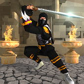 Superhero Ninja Assassin Shadow Battle