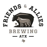 Friends & Allies Sports Ball Pilsner