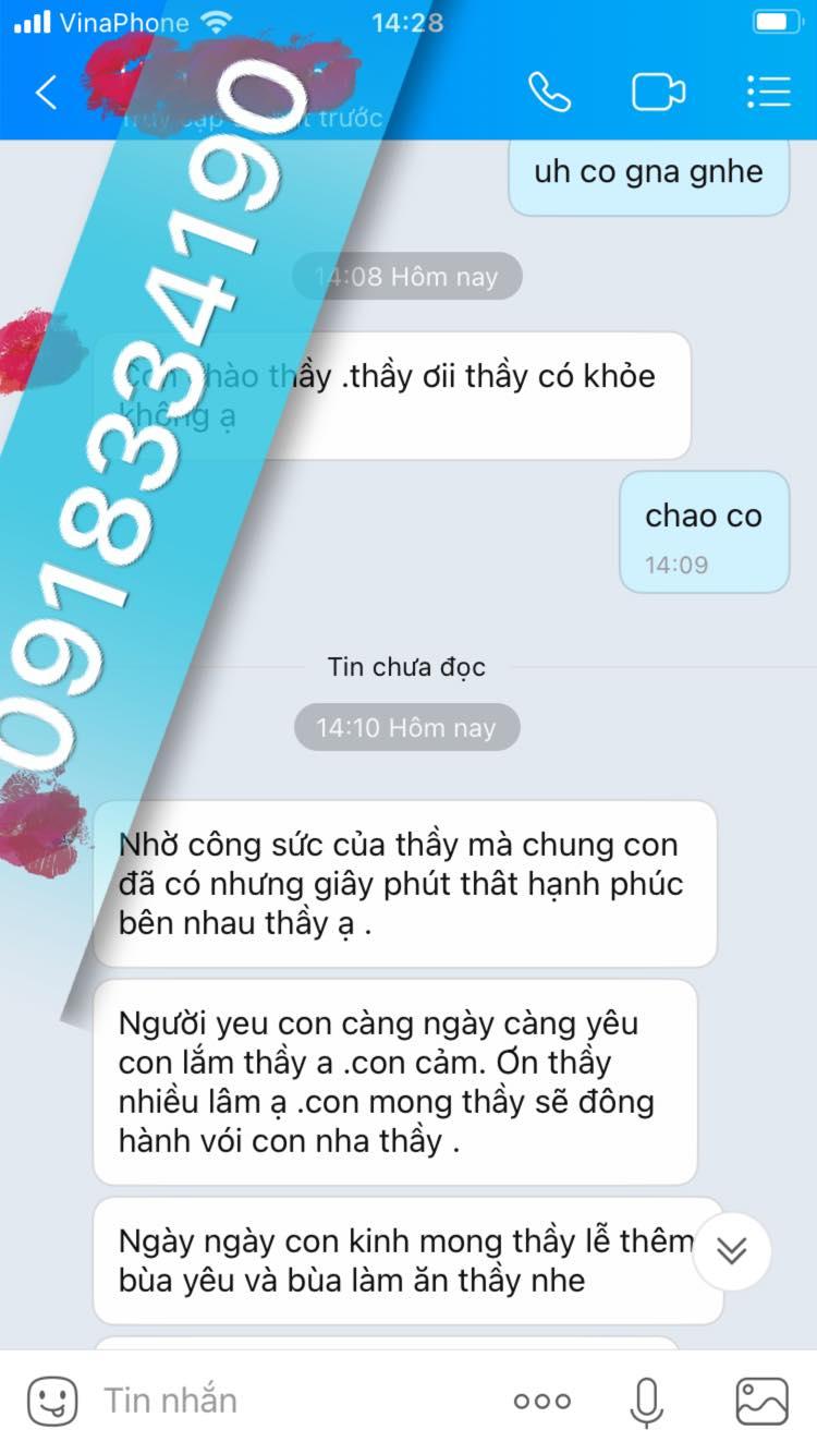 Sự hiệu nghiệm của thầy bùa Bình Thuận Pá Vi đã được kiểm chứng trong thực tế