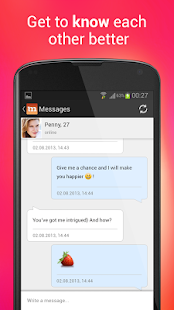 Mamba dating – adult chat for single people- screenshot thumbnail