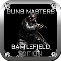Guns Masters 3D: Battlefield icon
