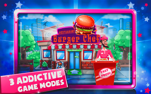 Restaurant Burger Chef 3 screenshots 1