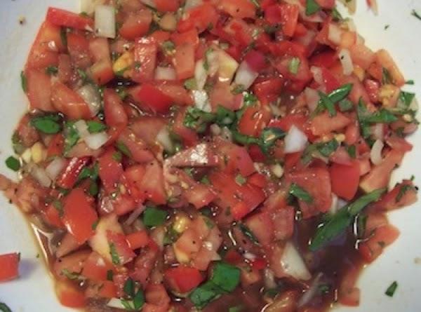 Italian Salsa Recipe