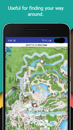Disney Typhoon Lagoon Park Map 2019 App Report on Mobile Action ...