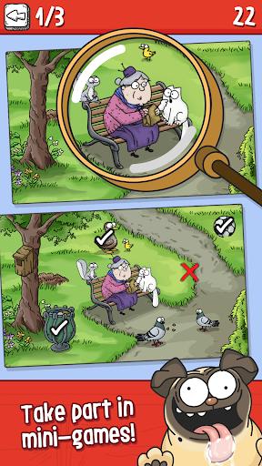 Simonu2019s Cat Crunch Time - Puzzle Adventure! apktram screenshots 3