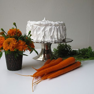 BlackBird Bakery's Drunken Carrot Cake