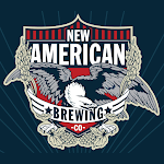 Logo for New American Brewing Company