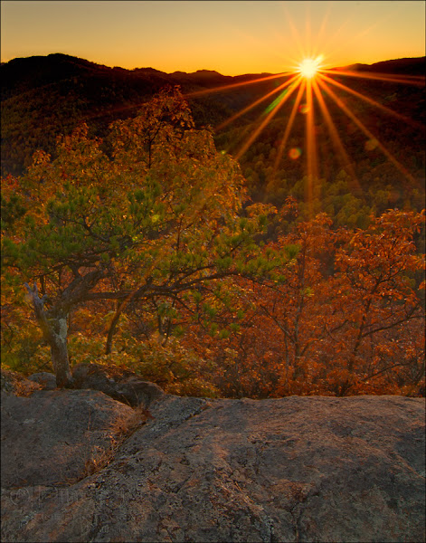 Photo: For #LandscapeArtTuesday, graciously sponsored by +Christina Deubel , and part of +Daily Fine Art Themes  #BreakfastClub  #BreakfastArtClub   Mountain Sunset, Blue Ridge Mountains, VA